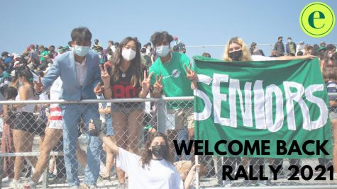 Lifting school spirit through the annual Welcome Back rally