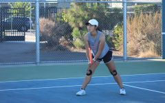 Successful Start for Sugiyama: Varsity captain Rino Sugiyama is looking forward to the challenge of competition.