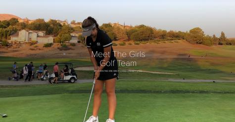 Meet The Girls Golf Team